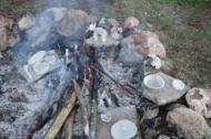 Création de petits objets en poterie